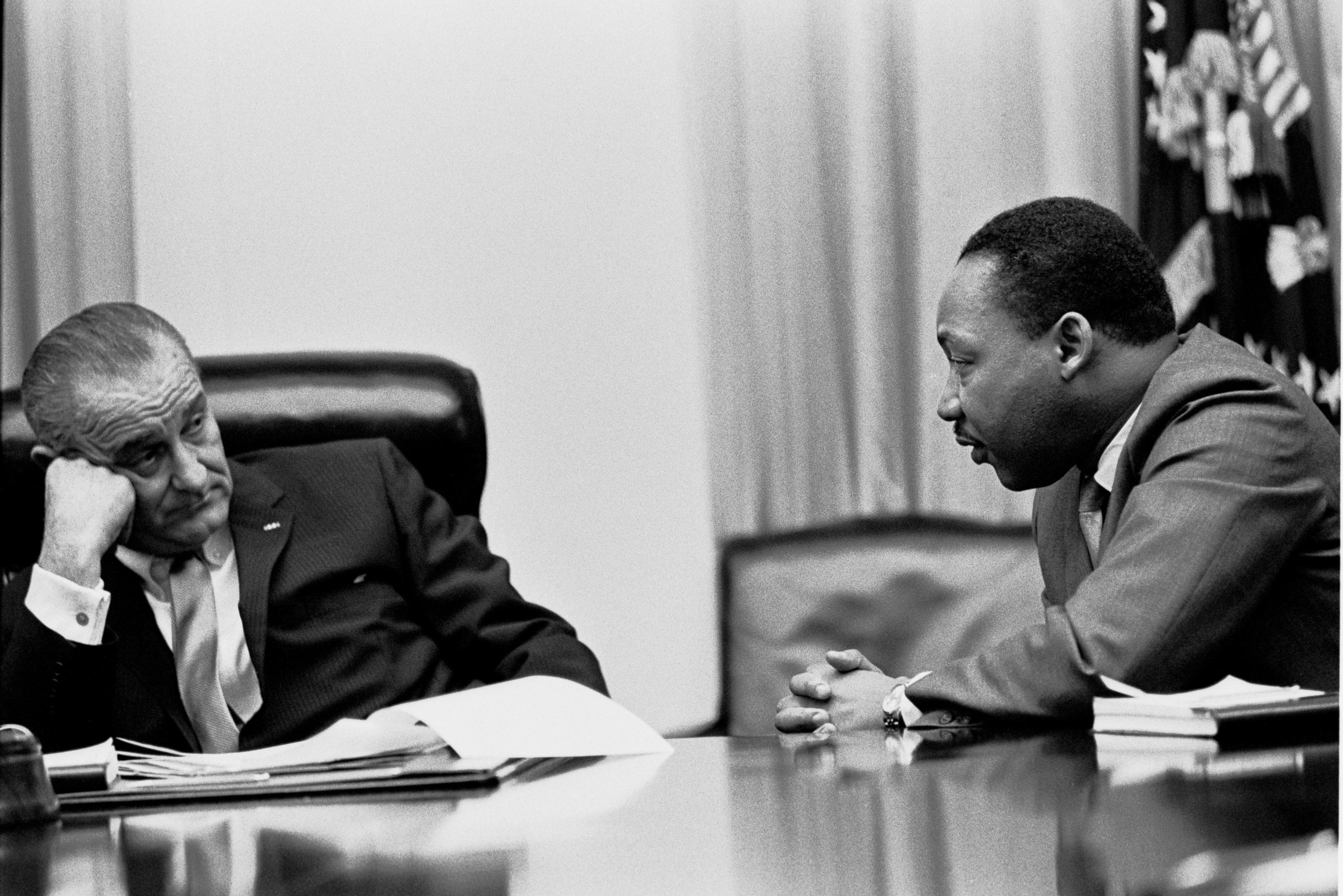 Can Serving Leaders Connect Like Dr. King?