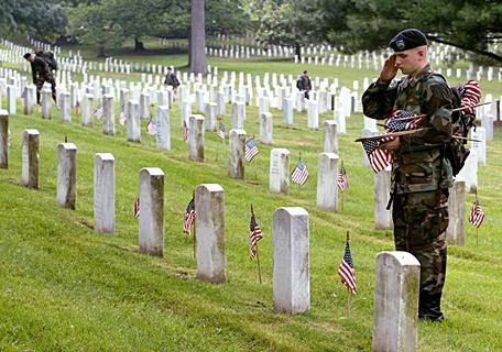 Who do we honor this Memorial Day?