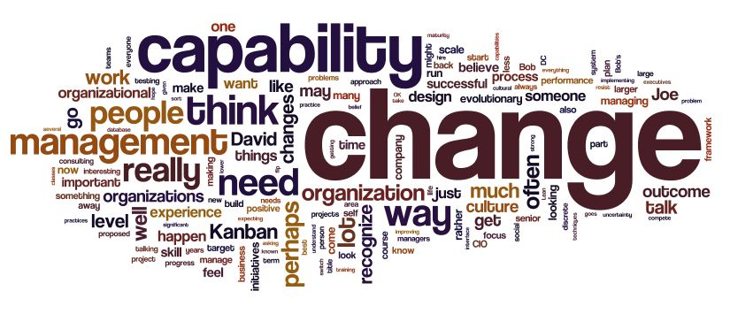 How can serving leaders master change?