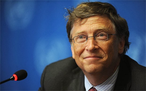 What can we learn from Bill Gates on investing?