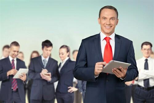 What key skills help get senior sales executives promoted?