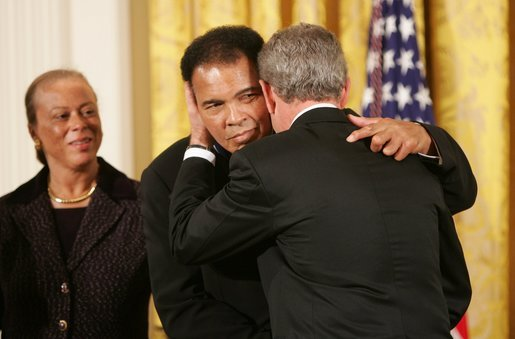 Can we CARE for others like Muhammad Ali?
