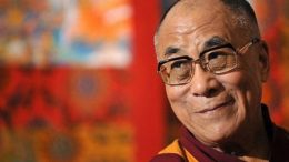 How does the Dalai Lama share the Serving Leader's Path?